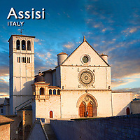 Pictures of Assisi. Images & Photos of Assisi Itay