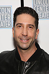 David Schwimmer attends the Opening Night After Party for the Lincoln Center Theater Production of 'Junk' on November 2, 2017 at Tavern On The Green in New York City.