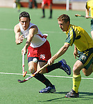 England - Hockey Men