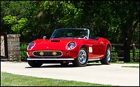 Ferris Bueller's Day Off Ferrari.