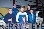 5943-5946.---------.Wheels&Tyres.------------.Competitors and friends at the service at the kenmare mart last Sunday for the Killarney&District motor club Historic stages rally were Denis O'Sullivan(Kilgarvin)Padraig Murphy(Ballybunion)Eddie Murphy(Killarney)Eugene O'Sullivan(Kilgarvan)Brendan Brosnan(Ardfert)and Jimmy Divane Jnr(Killarney)