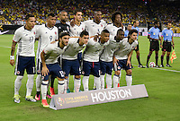 Colombia team photo on Saturday, June 11, 2016 at NRG Stadium in Houston Texas.