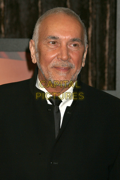 FRANK LANGELLA.14th Annual Critics Choice Awards at the Santa Monica Civic Auditorium, Santa Monica, California, USA. .January 8th, 2009 .headshot portrait beard facial hair black.CAP/ADM/MJ.©Michael Jade/AdMedia/Capital Pictures.