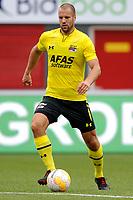 EMMEN - Voetbal, FC Emmen - AZ, De  Oude Meerdijk, Eredivisie, seizoen 2018-2019, 19-08-2018,  AZ speler Ron Vlaar
