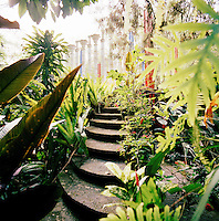 The Edward James Surrealist Gardens at Las Pozas, Xilitla, Mexico