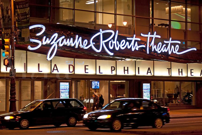 Suzanne Roberts Theatre on Broad Street, Philadelphia, Pennsylvania, USA