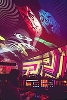 Electric Circus, Greenwich Village, NYC, 1969. Photo by John G. ZImmerman.