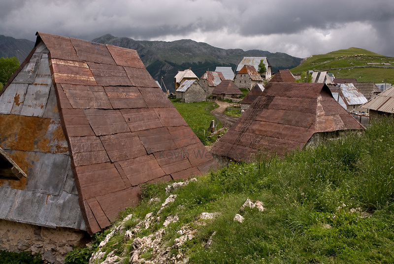 At 4,820 meters, Lukomir is Bosnia's highest village. It is also one of the few mountain villages that was not destroyed during the war, offering a rare example of older building styles.
