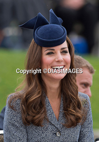 25.04.2014:Canberra: KATE AND PRINCE WILLIAM<br /> attended the ANZAC Day Remembrance Service honouring those members of the Australian and New Zealand Army Corps (ANZAC) who fought at Gallipoli.<br /> Mandatory Photo Credit: &copy;Francis Dias/DIASIMAGES<br /> <br /> **ALL FEES PAYABLE TO: &quot;NEWSPIX INTERNATIONAL&quot;**<br /> <br /> PHOTO CREDIT MANDATORY!!: NEWSPIX INTERNATIONAL(Failure to credit will incur a surcharge of 100% of reproduction fees)<br /> <br /> IMMEDIATE CONFIRMATION OF USAGE REQUIRED:<br /> DiasImages, 31 Chinnery Hill, Bishop's Stortford, ENGLAND CM23 3PS<br /> Tel:+441279 324672  ; Fax: +441279656877<br /> Mobile:  0777568 1153