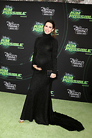 """LOS ANGELES - FEB 12:  Christy Carlson Romano at the """"Kim Possible"""" Premiere Screening at the TV Academy on February 12, 2019 in Los Angeles, CA"""
