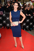 Kirsty Gallagher arriving for TRIC Awards 2018 at the Grosvenor House Hotel, London, UK. <br /> 13 March  2018<br /> Picture: Steve Vas/Featureflash/SilverHub 0208 004 5359 sales@silverhubmedia.com