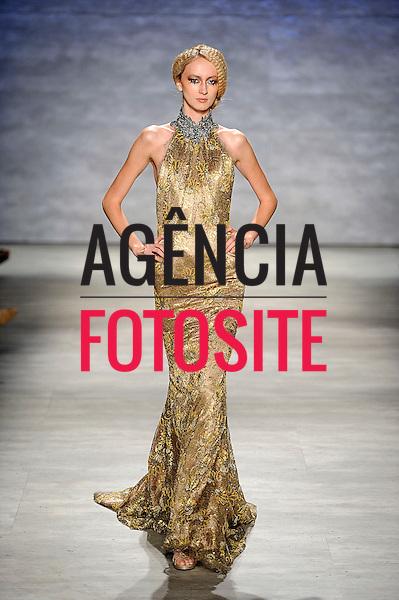 Nova Iorque, EUA &sbquo;09/2014 - Desfile de Venexiana durante a Semana de moda de Nova Iorque  -  Verao 2015. <br /> <br /> Foto: FOTOSITE