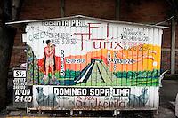 El Turix Yucateca taco stand, Mexico DF, Mexico