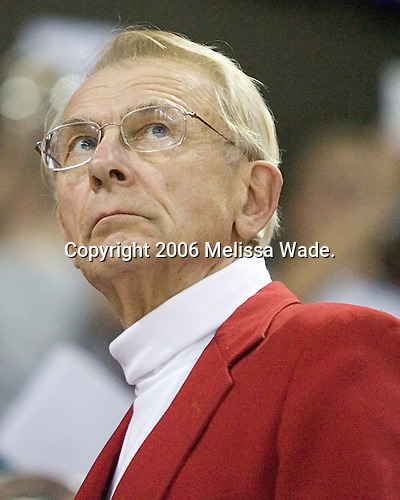 Michael Leckrone has led the Wisconsin band since 1969.  Wisconsin has the best student section I've ever seen and the band is a HUGE part of it.