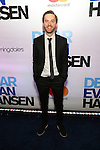 Danny Mefford attends the Broadway Opening Night After Party for 'Dear Evan Hansen'  at The Pierre Hotel on December 3, 2016 in New York City.