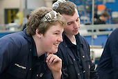 Apprentice engineering students at Kingston College..