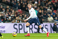 Toby Alderweireld of Tottenham Hotspur during the Premier League match between Tottenham Hotspur and Watford at Wembley Stadium, London, England on 30 January 2019. Photo by Adamo Di Loreto.<br /> <br /> Editorial use only, license required for commercial use. No use in betting, games or a single club/league/player publications.