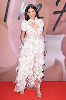 Dame Natalie Massenet at the Fashion Awards 2016 at the Royal Albert Hall, London. December 5, 2016<br /> Picture: Steve Vas/Featureflash/SilverHub 0208 004 5359/ 07711 972644 Editors@silverhubmedia.com
