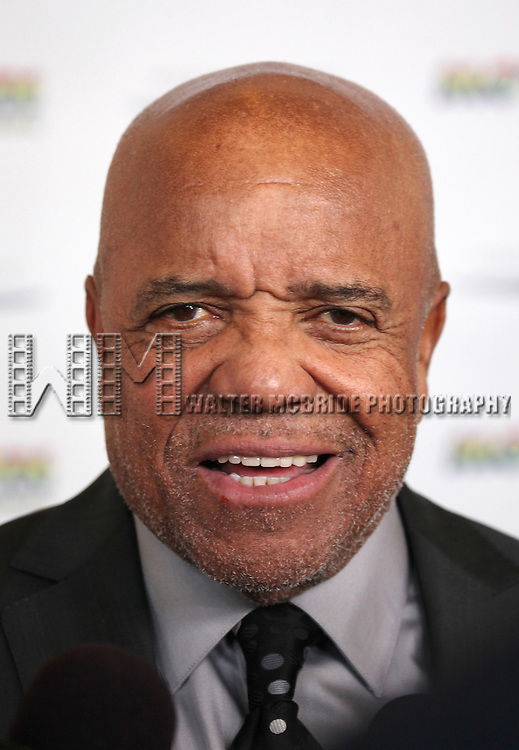 Berry Gordy attending the Broadway World Premiere Launch for 'Motown: The Musical' at the Nederlander in New York. Sept. 27, 2012