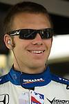 20 July 2008:  Ed Carpenter (USA) at the Honda Indy 200 IndyCar race at the Mid-Ohio Sports Car Course, Lexington, Ohio, USA.