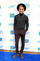 LOS ANGELES - OCT 28: Darius Marcell at The Actors Fund's 2018 Looking Ahead Awards at the Taglyan Complex on October, 2018 in Los Angeles, California