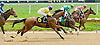 Brand New Moves winning at Delaware Park on 5/16/12