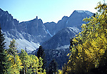 Wheeler Peak in Great Basin National Park, FB-S179  Back small photo for 4x6 postcard