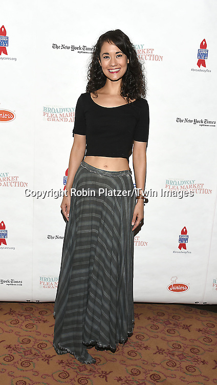 Ali Ewoldt attends the Broadway Cares/Equity Fights Aids Flea Market and Grand Auction on September 25, 2016 at the Music Box Theatre and in Shubert Ally in New York, New York, USA. <br /> <br /> photo by Robin Platzer/Twin Images<br />  <br /> phone number 212-935-0770