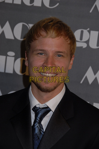 BRIAN LITTRELL.The 15th Annual Movieguide Faith and Values Awards held at the Beverly Wilshire Hotel, Beverly Hills, California, USA..February 20th, 2007.headshot portrait goatee facial hair .CAP/ADM/GB.©Gary Boas/AdMedia/Capital Pictures