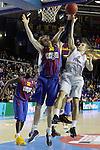 Wallace vs Dulkys. FC Barcelona Regal vs Lietuvos Rytas : 90 - 66.