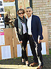 Sadiq Khan <br /> and his wife Saadiya Khan<br /> arriving to cast his vote in Tooting, London, Great Britain <br /> 5th May 2016 <br /> <br /> Sadiq Khan <br /> <br /> Photograph by Elliott Franks <br /> Image licensed to Elliott Franks Photography Services