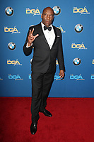 BEVERLY HILLS, CA - FEBRUARY 3: John Singleton at the 70th Annual DGA Awards at The Beverly Hilton Hotel in Beverly Hills, California on February 3, 2018. <br /> CAP/MPI/FS<br /> &copy;FS/MPI/Capital Pictures
