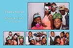 Alina & Clint Wedding Photo Booth 11/1/14