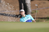 Russell Knox (SCO) chips from a bunker at the 12th green during Sunday's Final Round of the 2018 Turkish Airlines Open hosted by Regnum Carya Golf &amp; Spa Resort, Antalya, Turkey. 4th November 2018.<br /> Picture: Eoin Clarke | Golffile<br /> <br /> <br /> All photos usage must carry mandatory copyright credit (&copy; Golffile | Eoin Clarke)