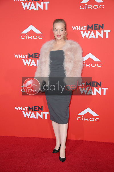"""Wendi McLendon-Covey<br /> at the """"What Men Want"""" Premiere, Village Theater, Westwood, CA 01-28-19<br /> David Edwards/DailyCeleb.com 818-249-4998"""