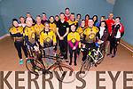 Tralee Triathlon Club Training Camp weekend at the Fenit Community hall on Saturday