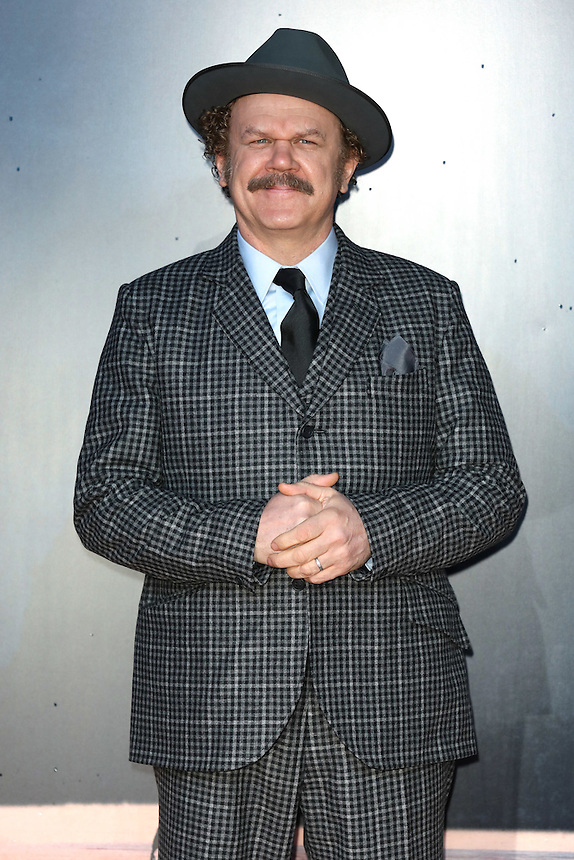 "John C Reilly<br /> arrives for the ""Kong: Skull Island"" premiere, Empire Leicester Square, London.<br /> <br /> <br /> ©Ash Knotek  D3235  28/02/2017"