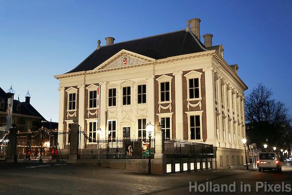 Nederland Den Haag 2017. Het Mauritshuis.  Foto Berlinda van Dam / Hollandse Hoogte