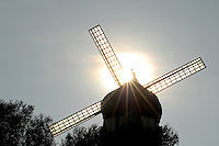 Pea Soup Andersen's Danish Windmill in Santa Nella, CA