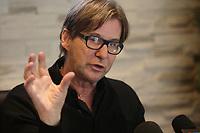 Doctor Rejean Thomas in  2012.<br /> <br /> File Photo : Agence Quebec Presse
