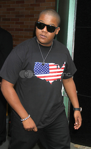 NEW YORK, NY - July 30, 2012: Kyle Massey at Good Afternoon America in New York City. © RW/MediaPunch Inc.