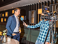 Rotterdam, The Netherlands, 10 Januari 2019, ABNAMRO World Tennis Tournament, Pressconference, Tournament Director : Richard Krajicek<br /> Photo: www.tennisimages.com/Henk Koster