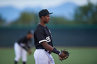 AZL White Sox third baseman DJ Gladney (25) during an Arizona League game against the AZL Padres 2 on June 29, 2019 at Camelback Ranch in Glendale, Arizona. The AZL Padres 2 defeated the AZL White Sox 7-3. (Zachary Lucy/Four Seam Images)