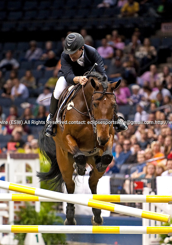 Kevin Babington and Caracas 49 (USA) - Accumulator Competition