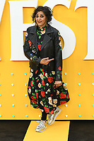 "Meera Syal<br /> arriving for the ""Yesterday"" UK premiere at the Odeon Luxe, Leicester Square, London<br /> <br /> ©Ash Knotek  D3510  18/06/2019"