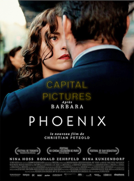 FRENCH POSTER ART<br /> in Phoenix (2014) <br /> *Filmstill - Editorial Use Only*<br /> CAP/FB<br /> Image supplied by Capital Pictures