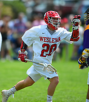 Wesleyan MLax vs. Williams 4/29/2017
