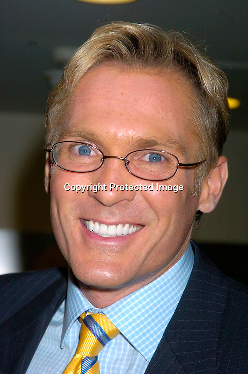 "Sam Champion ..at the New York Premiere of "" Going Upriver: The Long War of John Kerry"" on October 1, 2004 at the Asia Society..Photo by Robin Platzer, Twin Images"