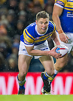 Picture by Allan McKenzie/SWpix.com - 08/02/2018 - Rugby League - Betfred Super League - Leeds Rhinos v Hull KR - Elland Road, Leeds, England - Matt Parcell.