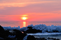 """Frozen Sunrise""<br />